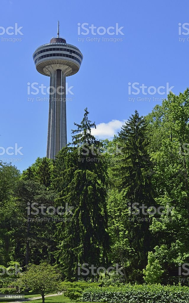 Skylon Tower royalty-free stock photo