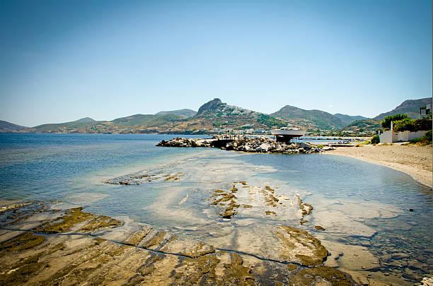 Skyros island , Sporades, Greece stock photo