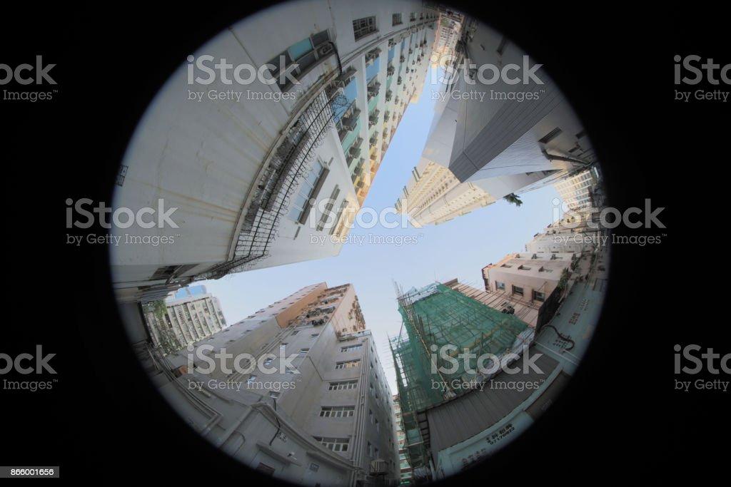 在進城的天空 crapers圖像檔