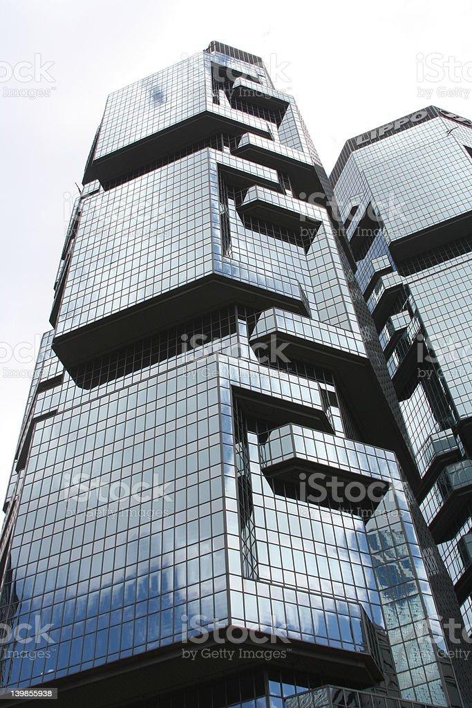 Skyscraper 1 royalty-free stock photo