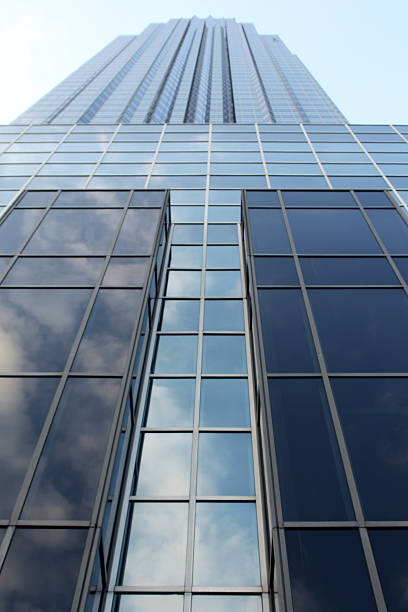 Wolkenkratzer in Houston, Texas – Foto