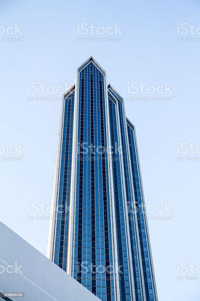 Skyscraper in Kobe, Japan stock photo