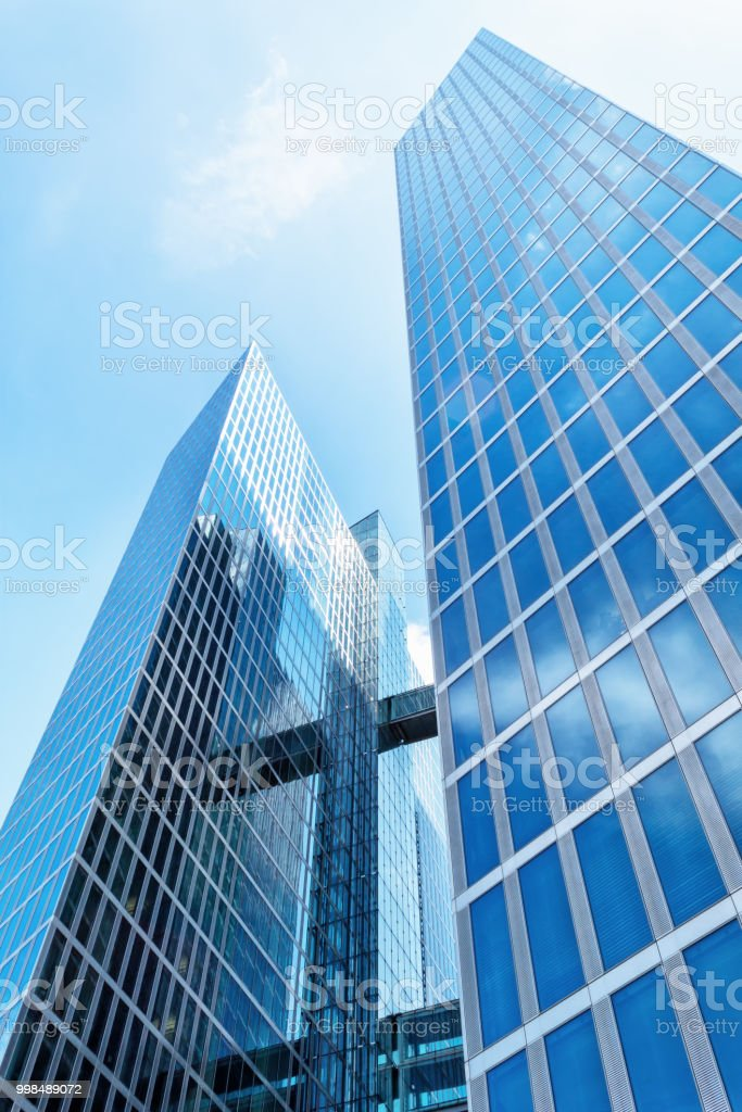 Skyscraper in Munich. Germany stock photo