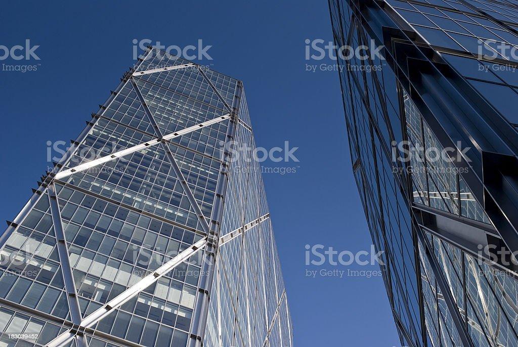 Skyscraper, London stock photo