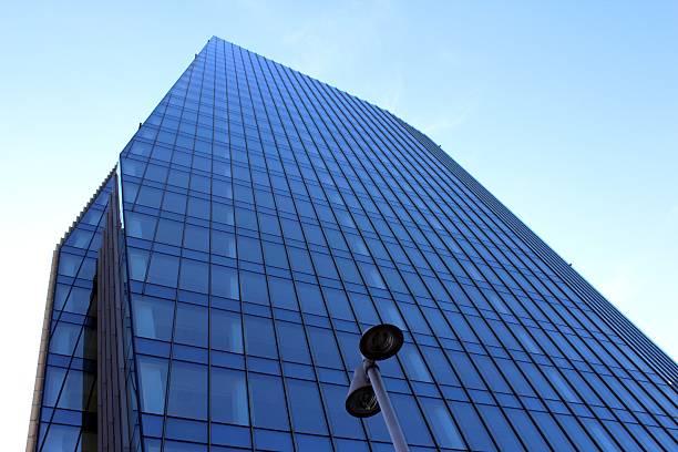 Skyscraper Milan stock photo
