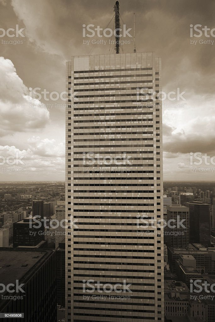 Skyscraper, Office Buidling royalty-free stock photo