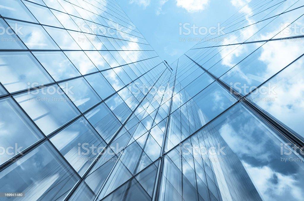 Wolkenkratzer – Foto