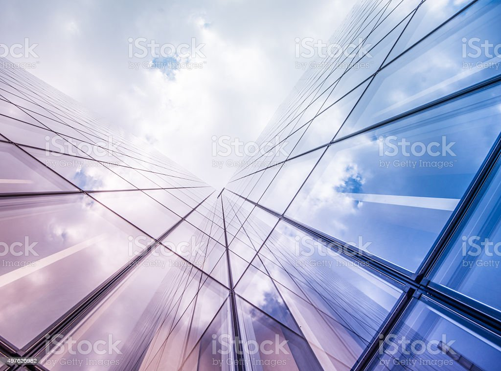 Skyscraper stock photo