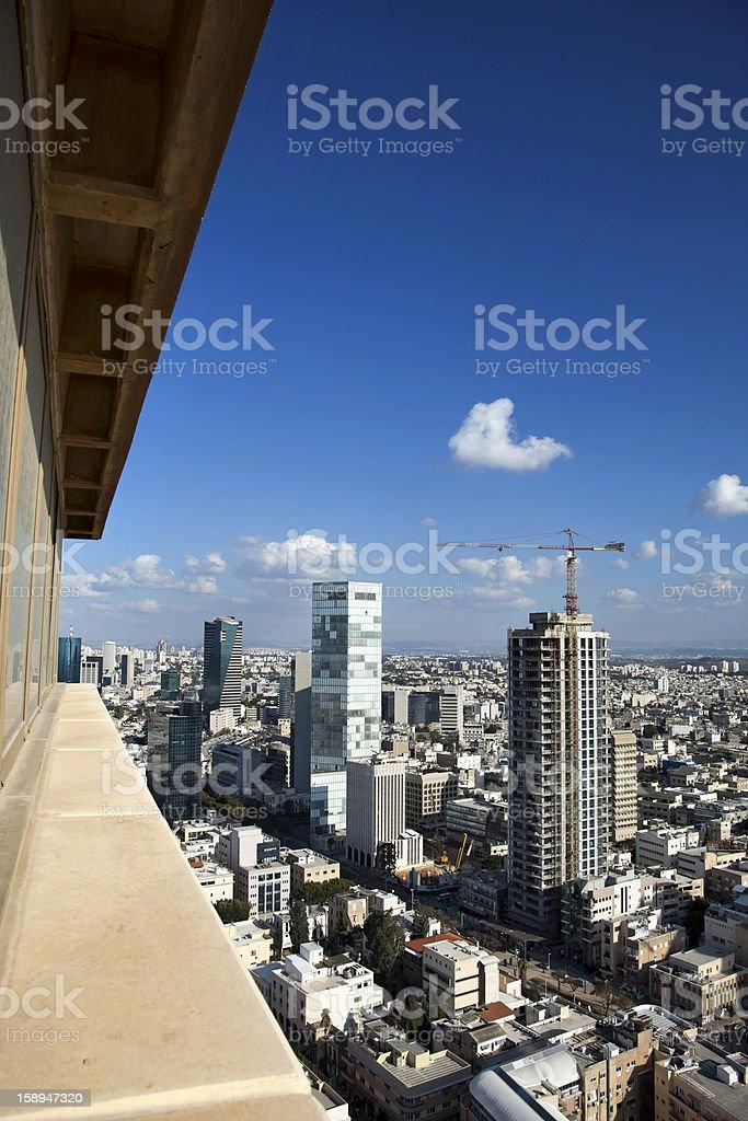 Skyscraper View stock photo