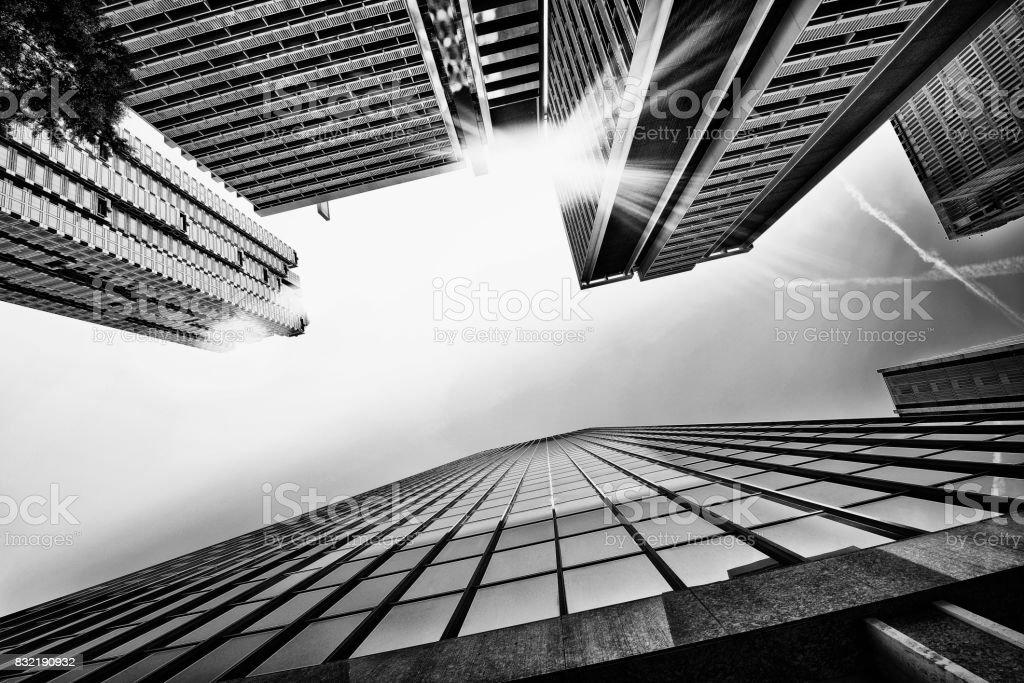 Wolkenkratzer in Atlanta, Georgia, USA – Foto
