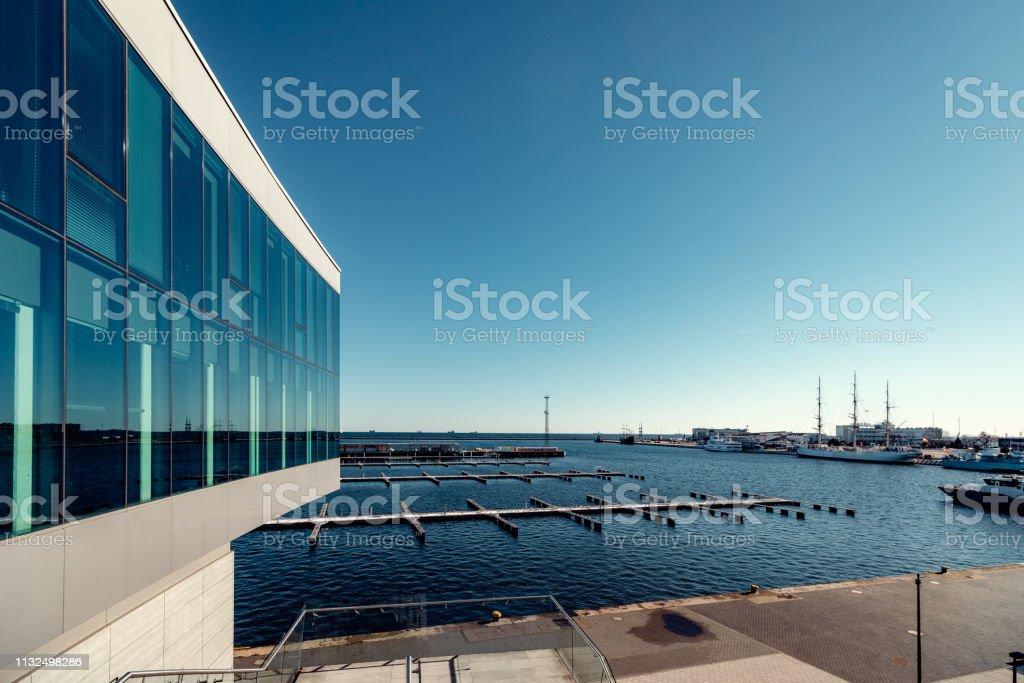 skyscrapers in Gdynia – zdjęcie