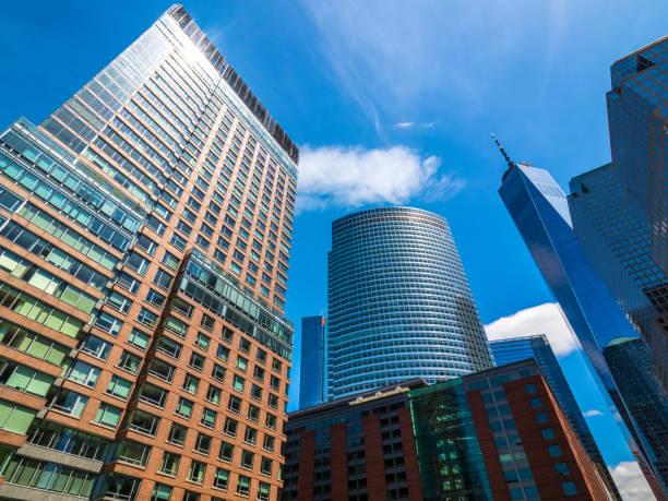 Hochhaus in Lower Manhattan – Foto