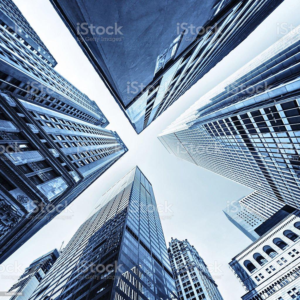 Gratteciel de la ville de new york le quartier des for Ville a new york