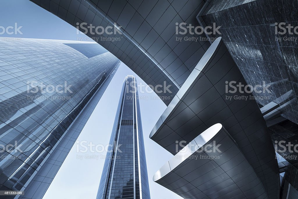 Skyscrapers​​​ foto