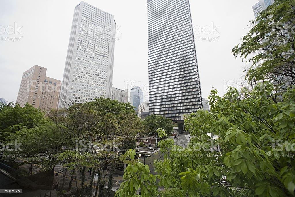 고층건물이 royalty-free 스톡 사진