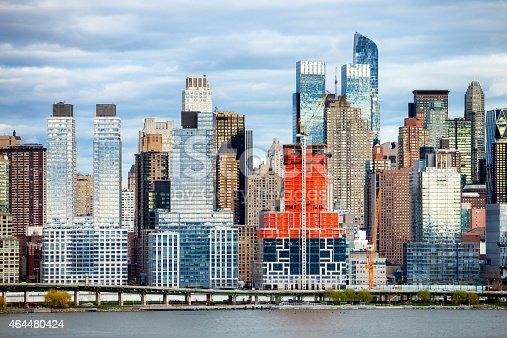 istock Skyscrapers, Upper West Side, Manhattan, New York 464480424