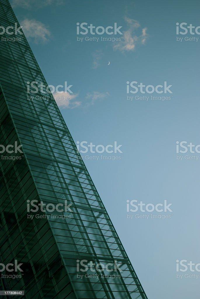 Sky-scrapper stock photo