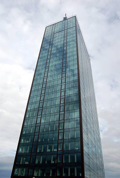 skyscreaper stock photo