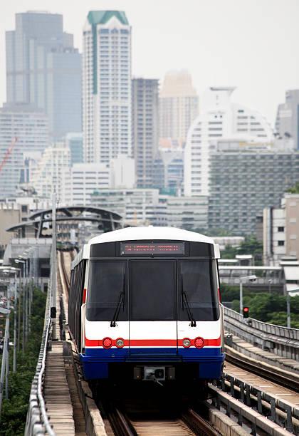 Sky-Train in Bangkok – Foto
