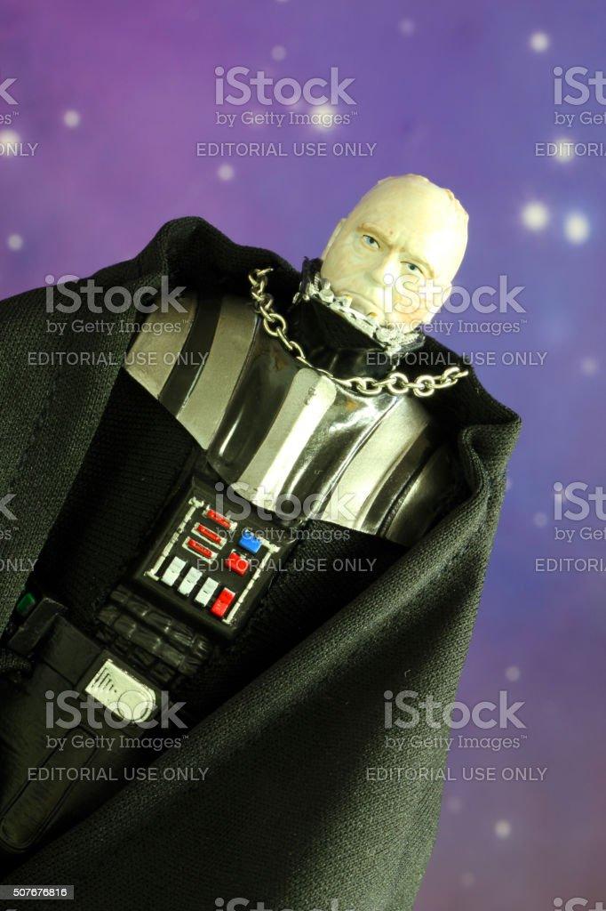 Skywalker Revealed stock photo