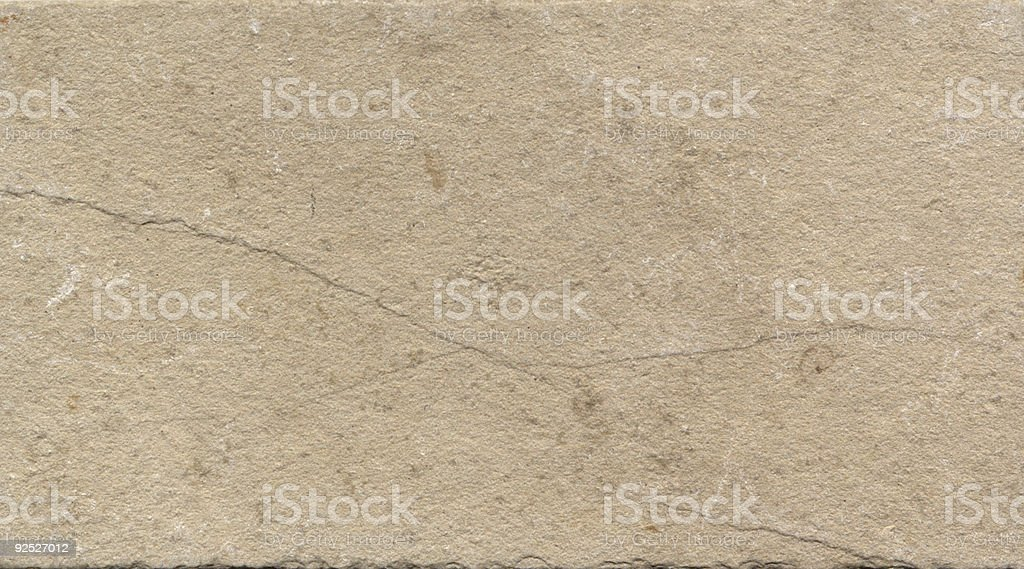 Slab of Rock stock photo