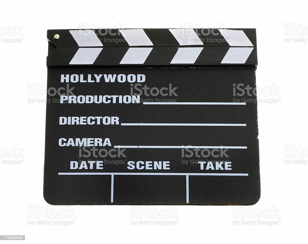 Slate board royalty-free stock photo