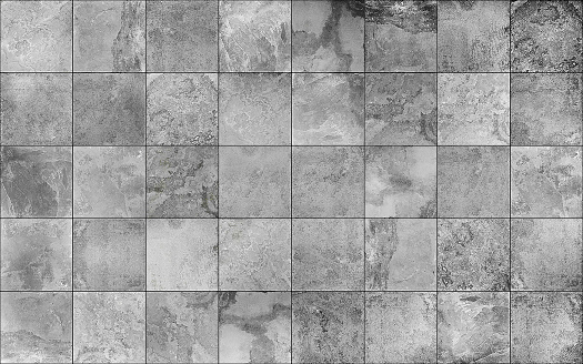Covering mosaic tile lay texture for 3d graphics.