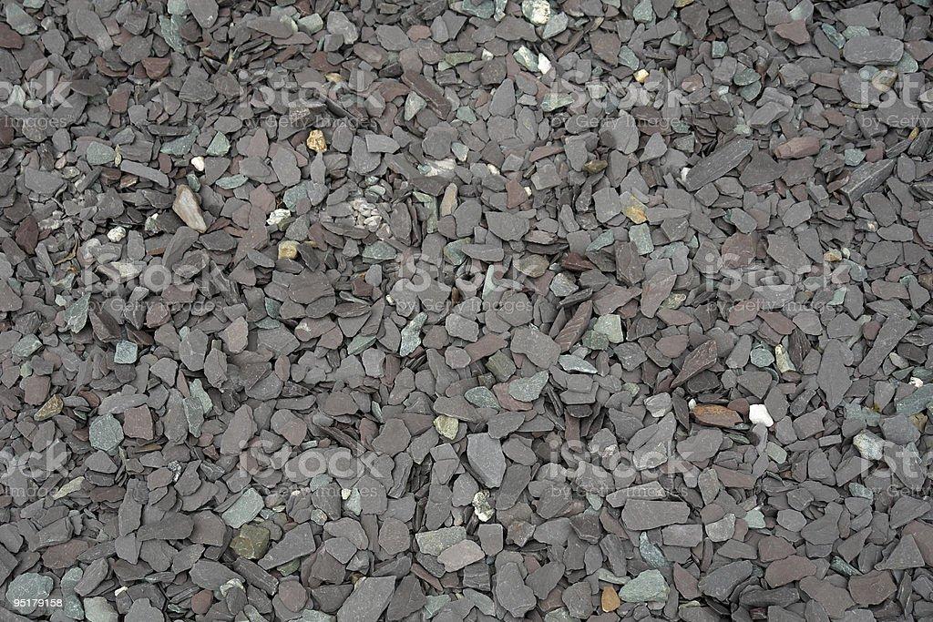 Slate&stones royalty-free stock photo
