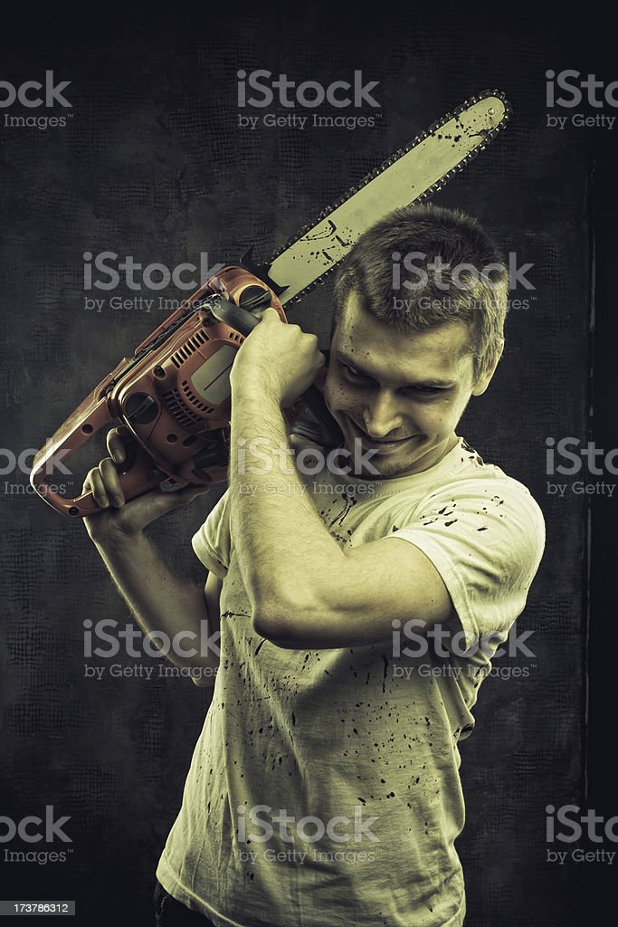 Slaughter stock photo