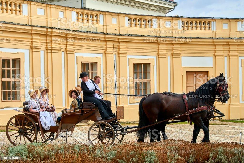 Riding ladies napoleon Riding Ladies