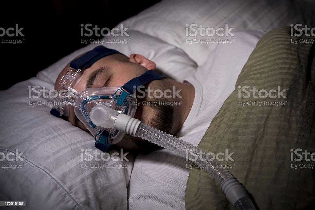 Apnoe CPAP – Foto