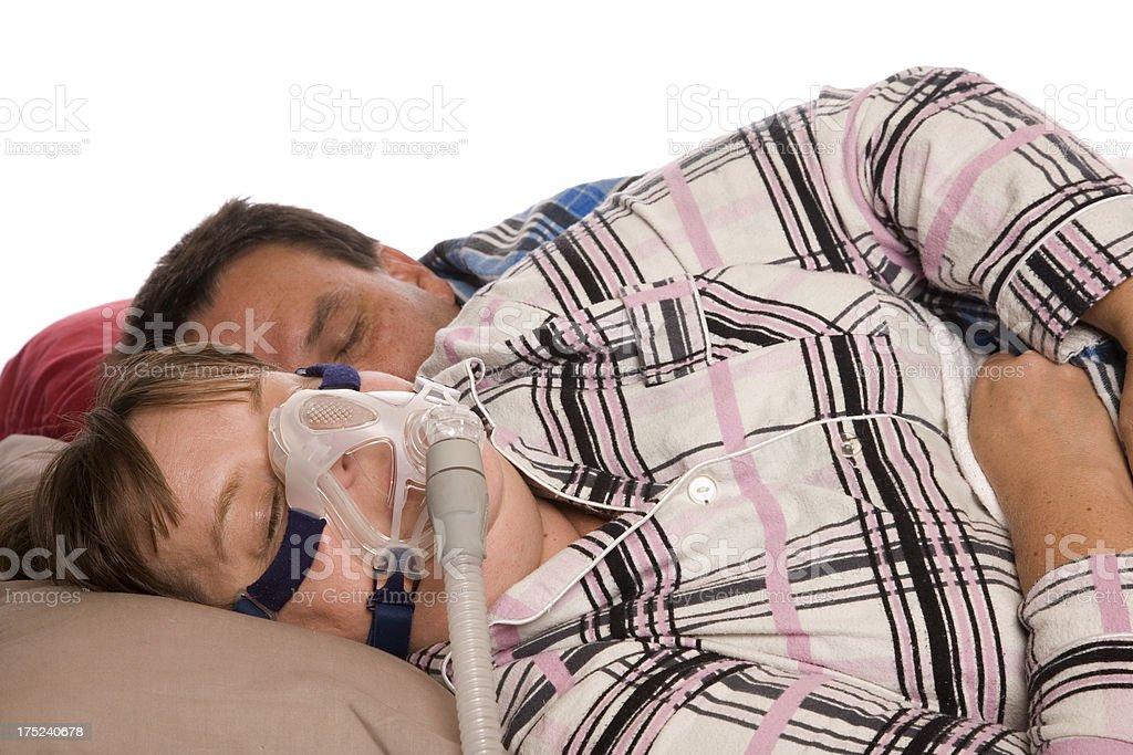 CPAP Schlaf – Foto