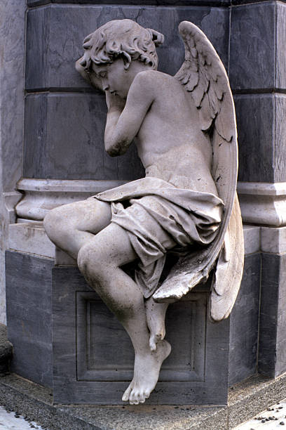 Dormitorio angel - foto de stock