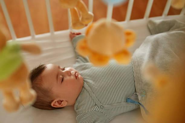 Sleeping away... stock photo