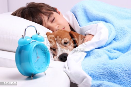 istock Sleeping Friends 168315258