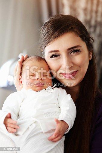 587876546istockphoto Sleeping Newborn 901883872