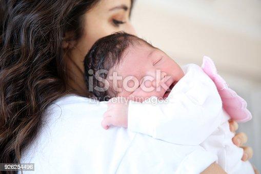 587876546istockphoto Sleeping Newborn 926254496