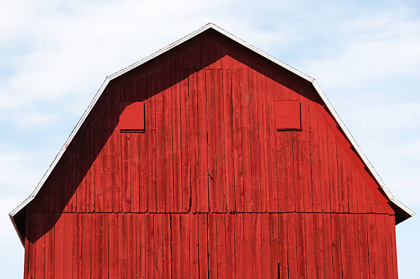 Sleeping Red Barn  barn stock pictures, royalty-free photos & images