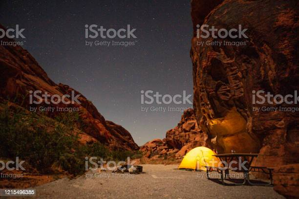 Photo of Sleeping under the stars