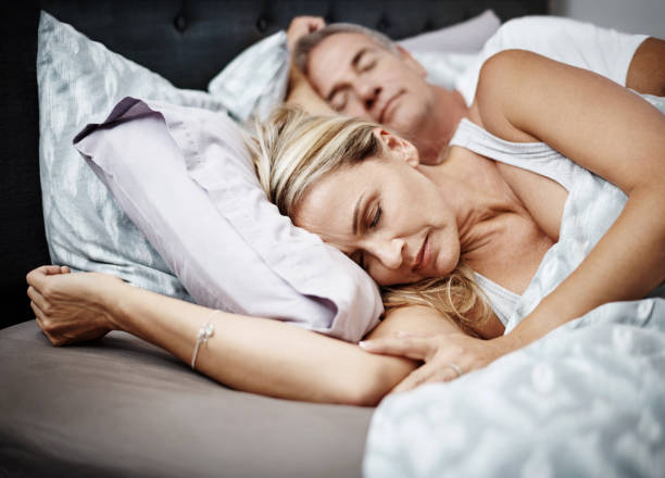 Schlafen mit jemandem ist am besten ein bisschen Schlaf – Foto