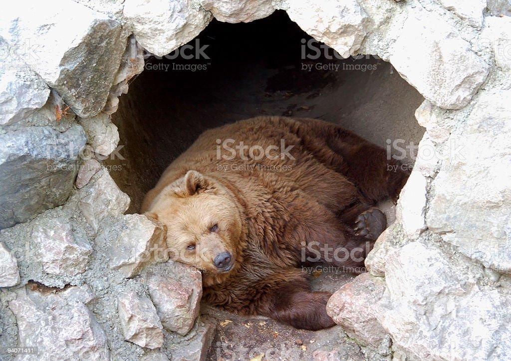 Sleepy Hollow stock photo