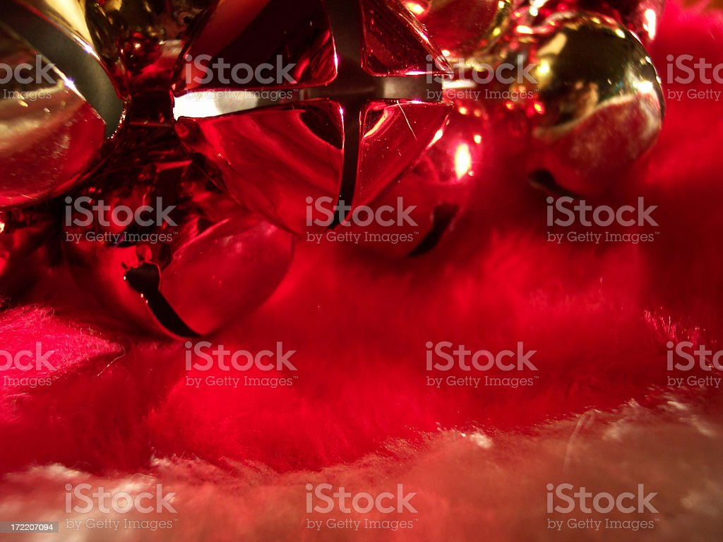 Sleigh Bell Shine royalty-free stock photo