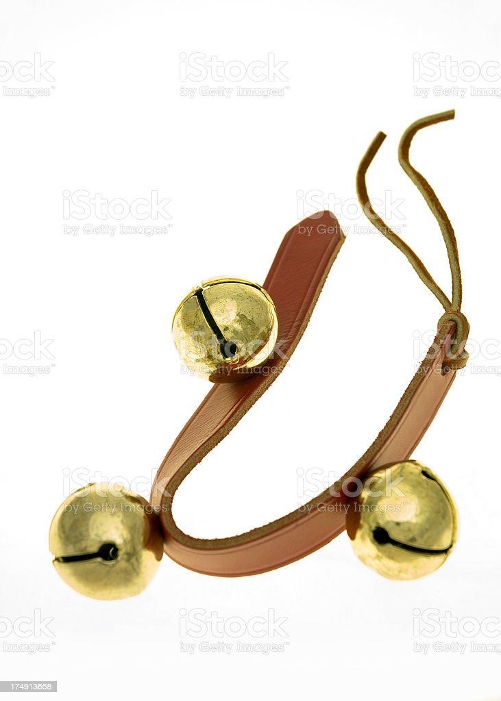 Sleigh Bells stock photo