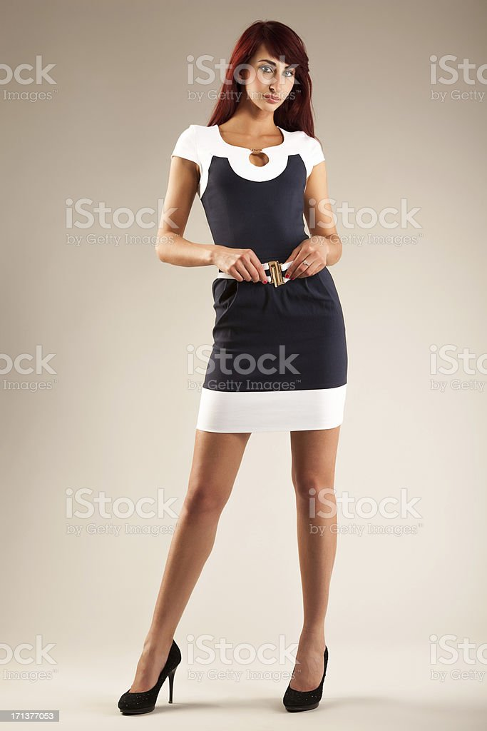 Slenderness royalty-free stock photo
