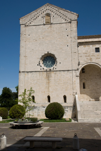 S.Leopardo church in Osimo