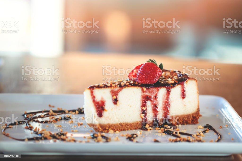 Slice of dessert - Royalty-free Alimentação Não-saudável Foto de stock