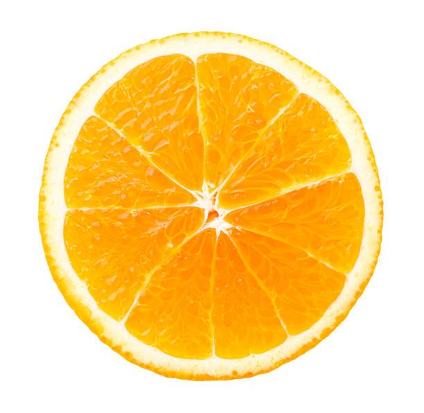 Frischen Orangenscheibe – Foto