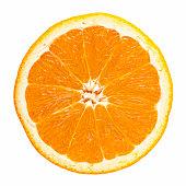 istock Slice of orange 185311615