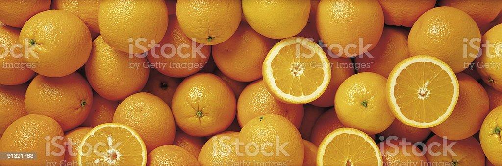 Gruppo di arance - foto stock