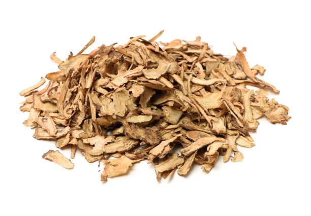 Sliced Angelica Sinensis or Dang Gui – zdjęcie